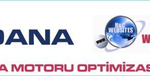 Adana Arama Motoru Optimizasyonu