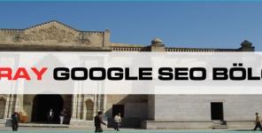 Aksaray Google Seo Bölgesel