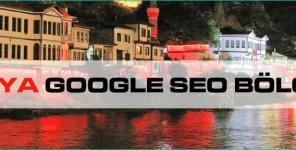 Amasya Google Seo Bölgesel