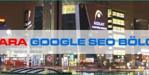 Ankara Google Seo Bölgesel