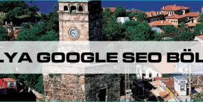 Antalya Google Seo Bölgesel