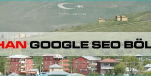 Ardahan Google Seo Bölgesel
