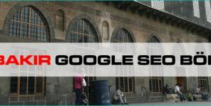 Diyarbakır Google Seo Bölgesel
