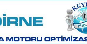 Edirne Arama Motoru Optimizasyonu