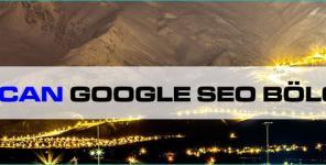 Erzincan Google Seo Bölgesel