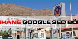 Gümüşhane Google Seo Bölgesel