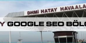 Hatay Google Seo Bölgesel