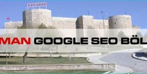 Karaman Google Seo Bölgesel