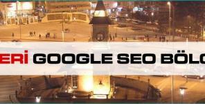 Kayseri Google Seo Bölgesel