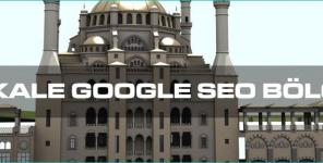 Kırıkkale Google Seo Bölgesel
