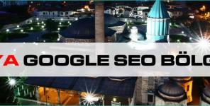 Konya Google Seo Bölgesel