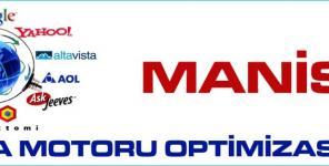 Manisa Arama Motoru Optimizasyonu