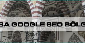 Manisa Google Seo Bölgesel