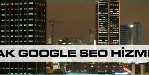 Maslak Google Seo Hizmetleri