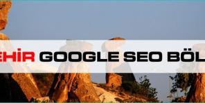 Nevşehir Google Seo Bölgesel
