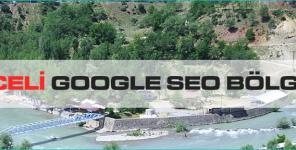 Tunceli Google Seo Bölgesel
