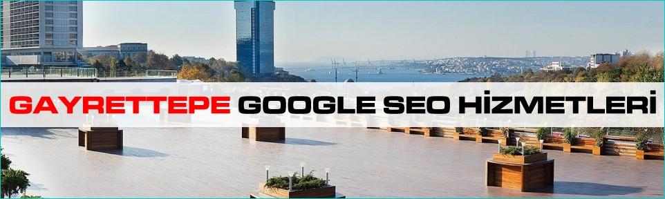 gayrettepe-google-seo-hizmetleri