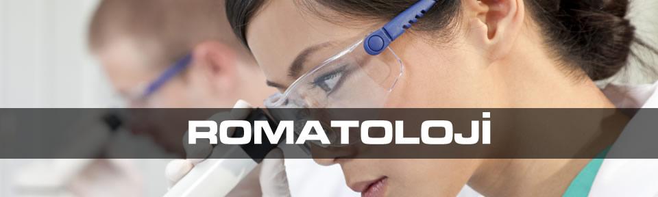 romatoloji