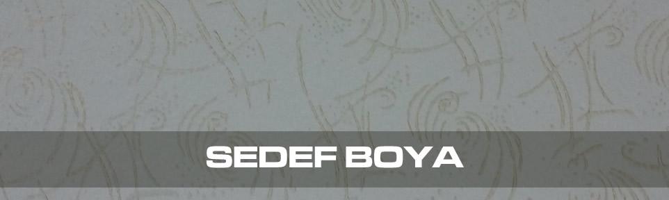sedef-boya