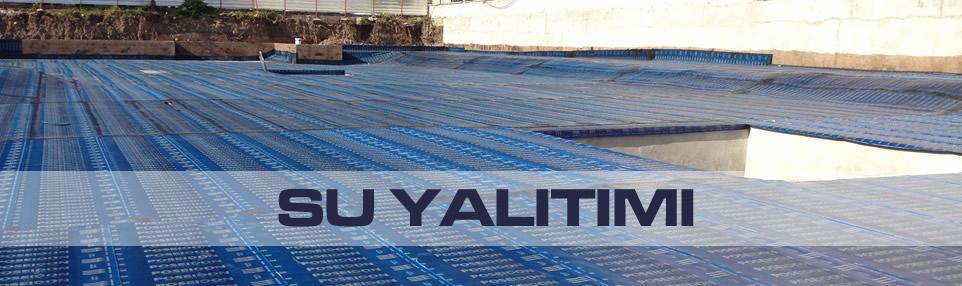 su-yalitimi